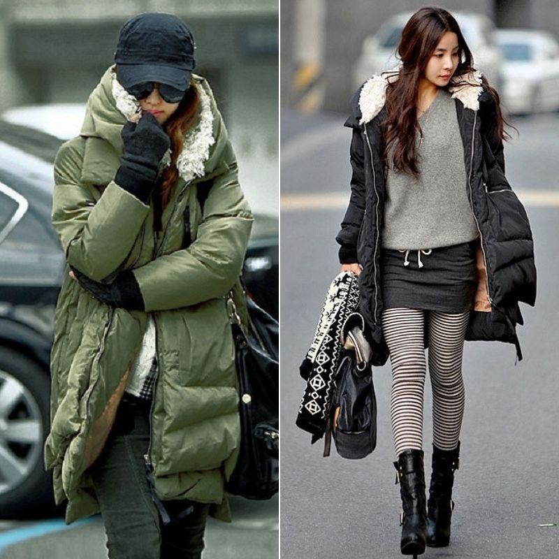 Женские пуховики, Куртки K&C # 269 Women's Down Jacket Coat женские куртки