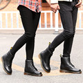 2016 New England Style Dr 100 genuine leather Martin Boots Martin Shoes Men Women Brand Dr