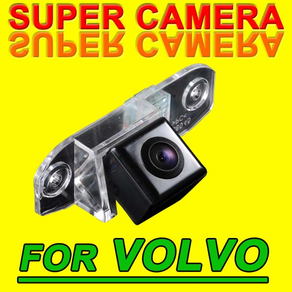 For Sony CCD VOLVO S80 SI40 XC60 XC90 S40 C70 S80L S40L S80 XC90 Car rear view parking Camera back up reverse car camera(China (Mainland))