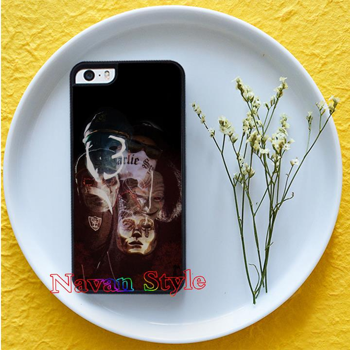 hollywood undead mask 0 top selling cell phone case cover for iphone 4 4s 5 5s se 5c 6 6 plus 6s plus 7 7 plus *#G3622BR(China (Mainland))