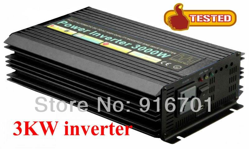 Best Quality, Off Grid Tie Invertor 3500W DC12V/24V/12V Pure Sine Wave Invertor for Wind Solar System(China (Mainland))