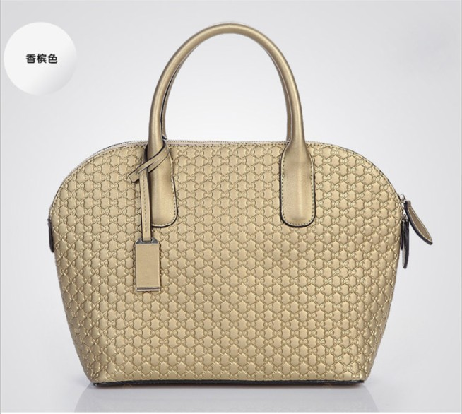 free shipping 2014 vintage CALF tote bag Monogram Sac Plat Tote Speedy Cannage women bag Quilted Leather Messenger bags(China (Mainland))