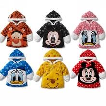 2014 Más Nuevos Muchachos camisetas de los Hoodies de Abrigos de Lana Más Caliente de la Muchacha Con Capucha Chaquetas Para Niños Abrigo 1 UNIDS/LOTE(China (Mainland))