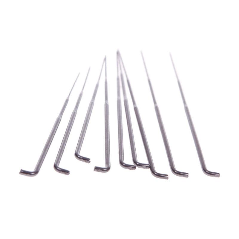 9Pcs Mixed Needle Felting Handle Holder Wool Felt Bottle Set Craft Kit DIY Tool 53635