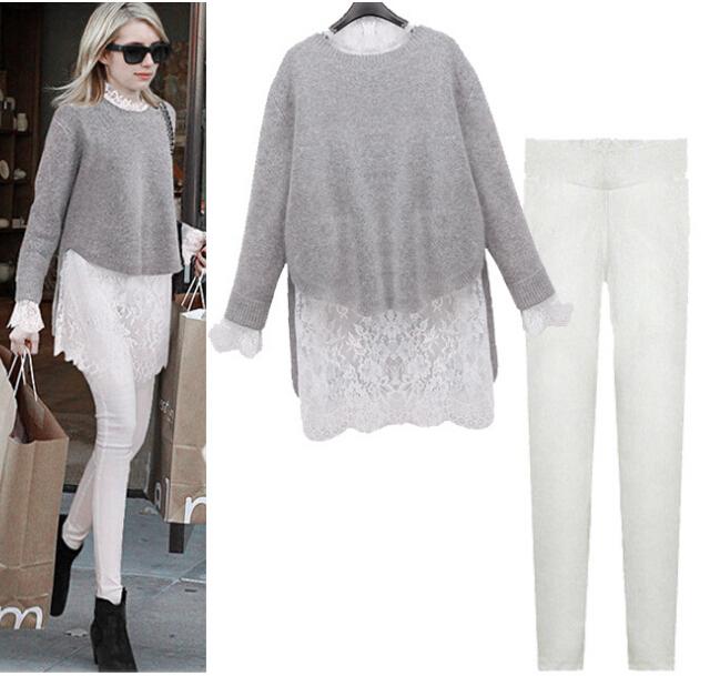 Women'S Plus Size Grey Dress Pants 93