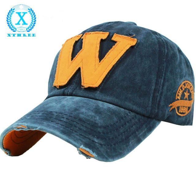 2015 горячие хлопок вышивка письмо Вт бейсболка snapback шапки спортивные шляпа установлены ...