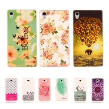Buy Fashion Cartoon Rubber TPU Case SONY XPERIA Z4 Z3X Z3+ Z3 Plus E6533 E6553 Soft Plastic Cover Silicone Gel Phone Cases for $1.99 in AliExpress store