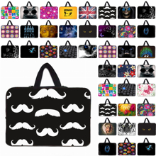 Buy Viviration Duo Zippers Computer Accessories 7 10 12 13 14 15 17 inch Laptop Sleeve Carry Bag Handle Cover Cases Neoprene Bolsas for $6.85 in AliExpress store