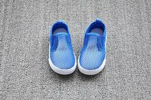 2015 children cutout mesh breathable half sandals candy color hole shoes toddler shoes sandals for girls
