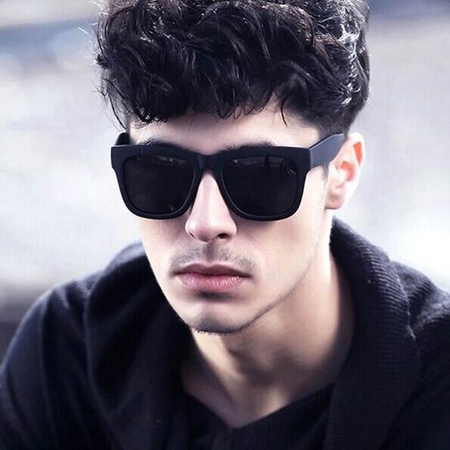 Мода ретро черные Солнцезащитные Очки женщин солнцезащитные очки мужчины старинные ...