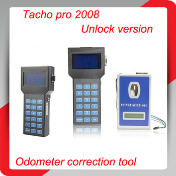 2014 favorable price Universal Unlock Dash Programmer Tacho pro 2008.7 Version Multi-language Tacho Hot sell