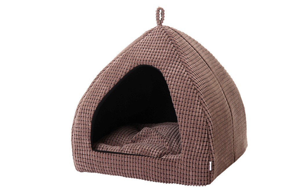 Pet Dog Cat Bed House Tent