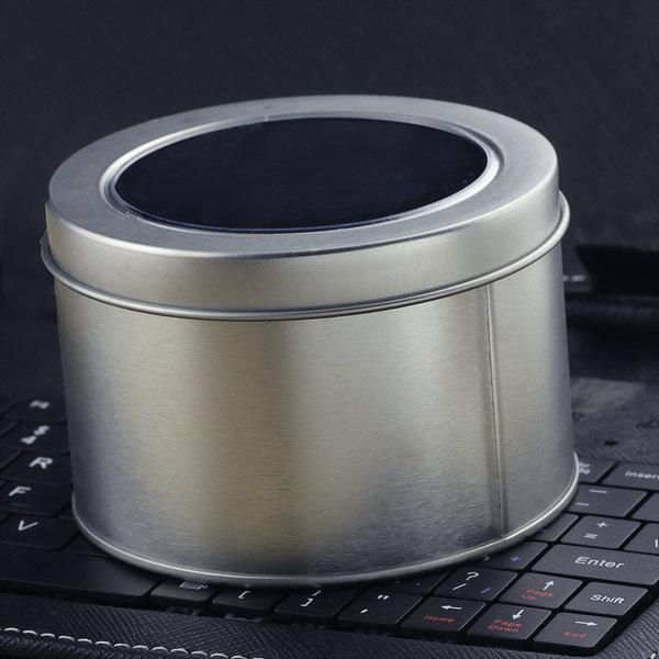 New Free Shipping5 pcs Watch And Jewelry Iron Round Packing Box Free Shipping(China (Mainland))