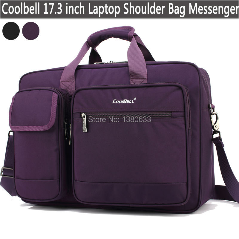 New CoolBell Laptop Sleeve 17.3 Inch Notebook Case Laptop Shoulder Bag
