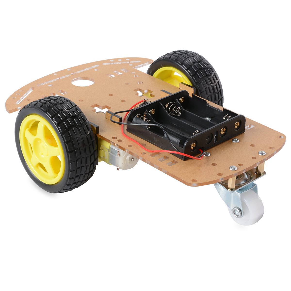 Smart Robot Car Chassis Tracing Kit/Speed Encoder Wheel for Gear Motor for Arduino TE160(China (Mainland))