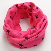 2016 Fashion 100% cotton baby scarf children scarves boys and girls spring Autumn winter nice scarf kids Child O ring collars(China (Mainland))