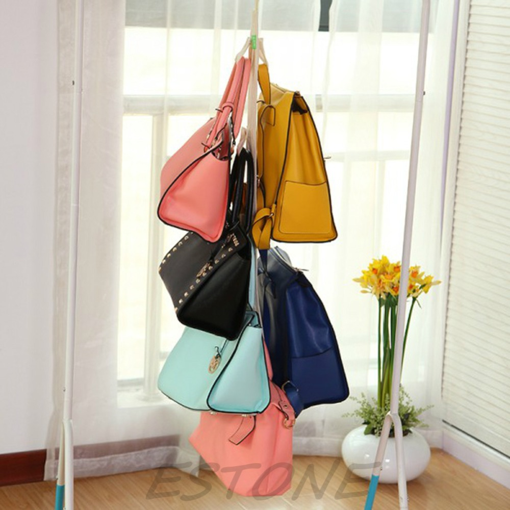 Free Shipping 1Pc Hanging Bedside Wardrobe Toiletry Wall Door Storage Bags Container Organizer(China (Mainland))