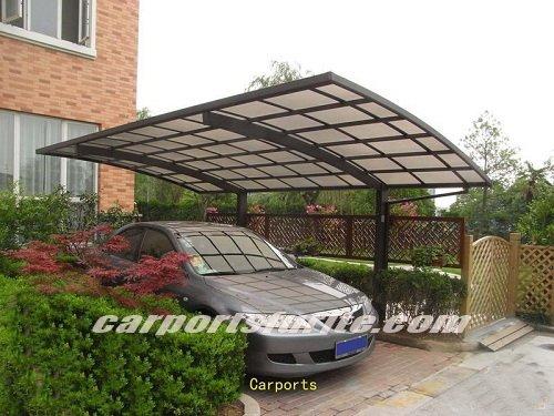 Aluminium Car Shelters : Aluminum car shelter in garages canopies carports from