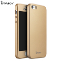 100 Original IPAKY Brand Back Cover Silicone PC Phone Case for iphone 5 for iphone 5S