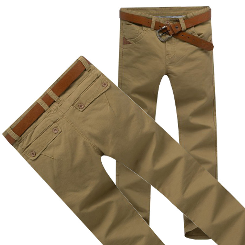 2015 New Fashion Men's Cargo Pants Casual Wear Big Size Outdoor Outwear House Necessary KZ008(China (Mainland))