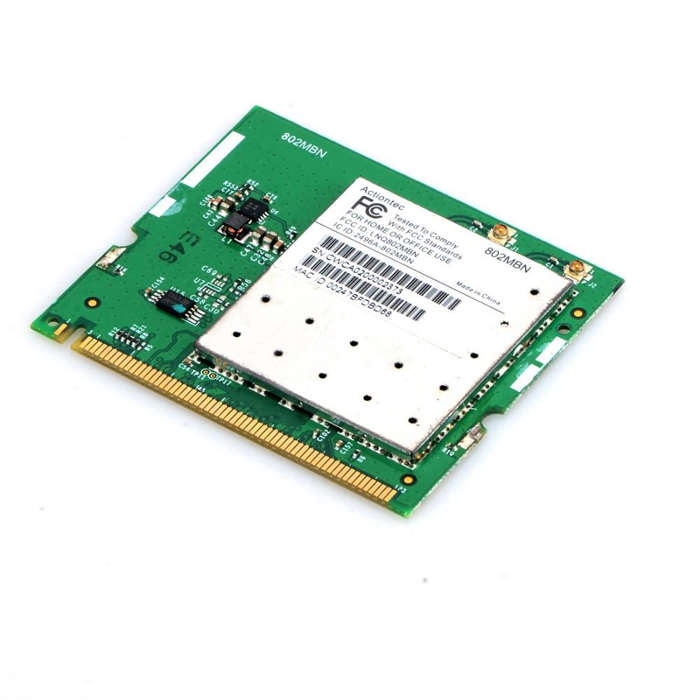 1 PC New 300Mbps BCM43222 4322 mini PCI 802.11 b/g/n Wireless Wifi Card S0J13 P50(China (Mainland))