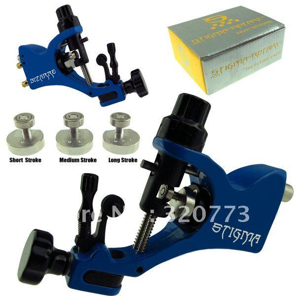 Professional Rotary tattoo machine Blue Stigma Bizarre V2 - SUE WANG Tattoo supplies store