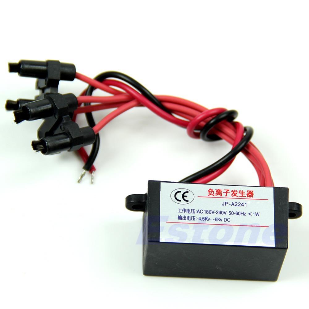 Воздухоочиститель DIY AC 220V 1 26585 кордщетка атака 26585