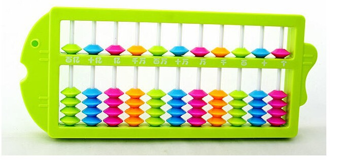 Toys For 9 Year Olds Can Invent : Free shipping pcs math toys abacus educational study
