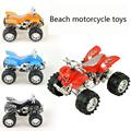 1Pcs High Quality Fun Toys for kids High Simulation Plastic Model Beach Motorcycle Toy 8x6cm