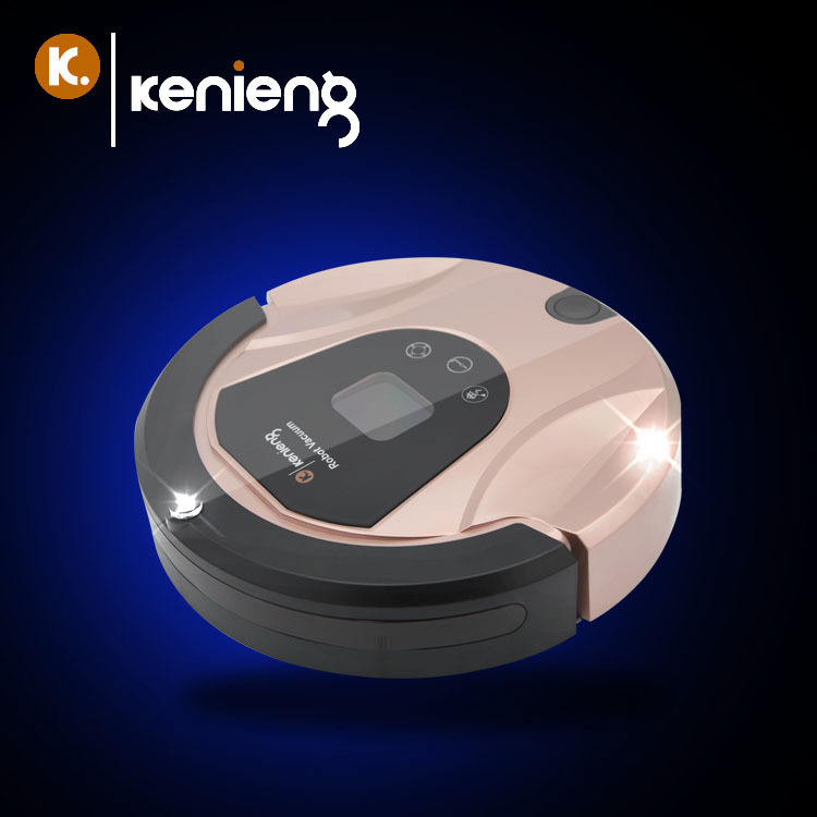 Sweeping robot automatic recharge slim mute intelligent vacuum cleaner manufacturers supply(China (Mainland))