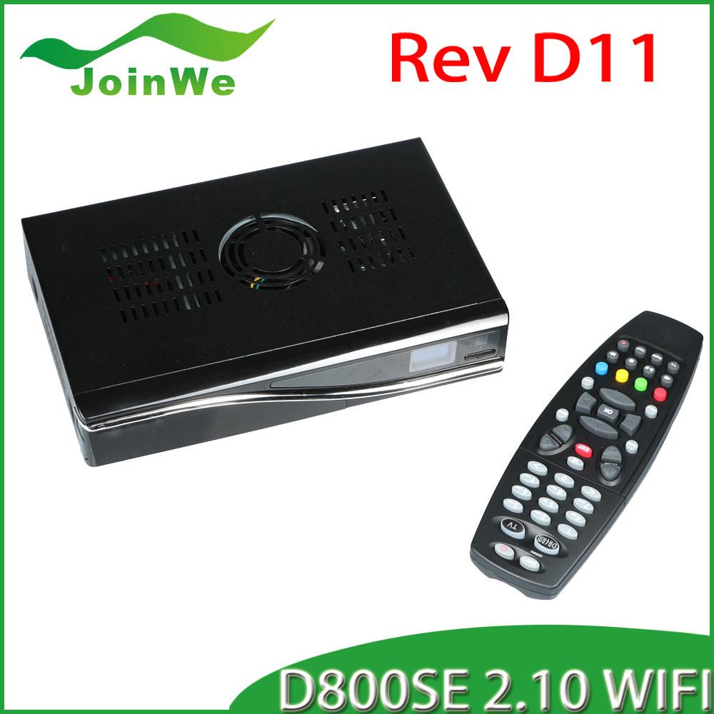 2pcs/lot dm800se wifi free shipping dvb 800 SE hd receiver with wifi 800hd SE 800se hd satellite receiver 800 hd SE Extra USB(China (Mainland))