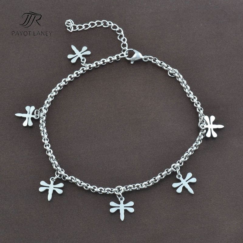 stainless steel jewlery anklet chain foot jewelry ankle