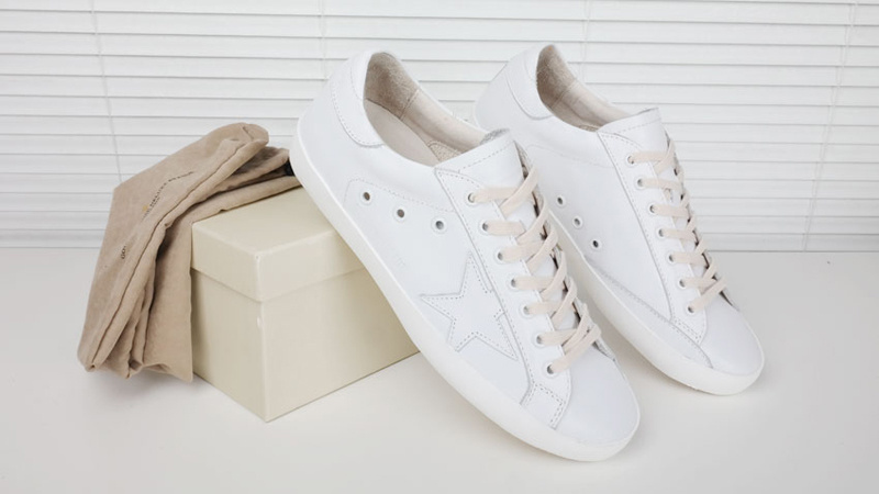 2015 High Quality Brand Italy Golden Goose Superstar GGDB Sneakers,Women's Man's Stylish And Comfortable White Shoes