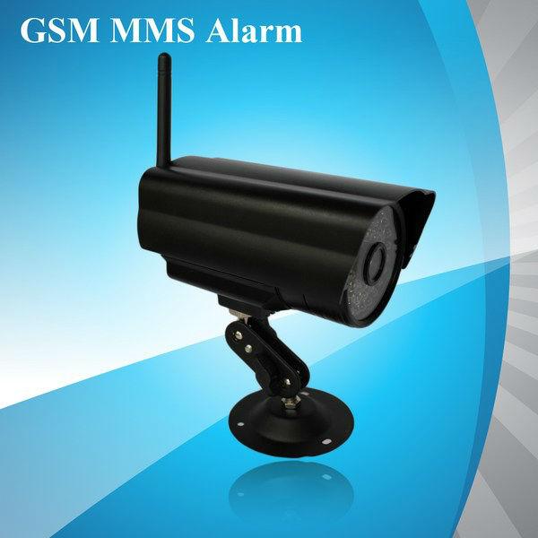 hk post free shipping tmv04 wireless gsm mms gprs alarm. Black Bedroom Furniture Sets. Home Design Ideas