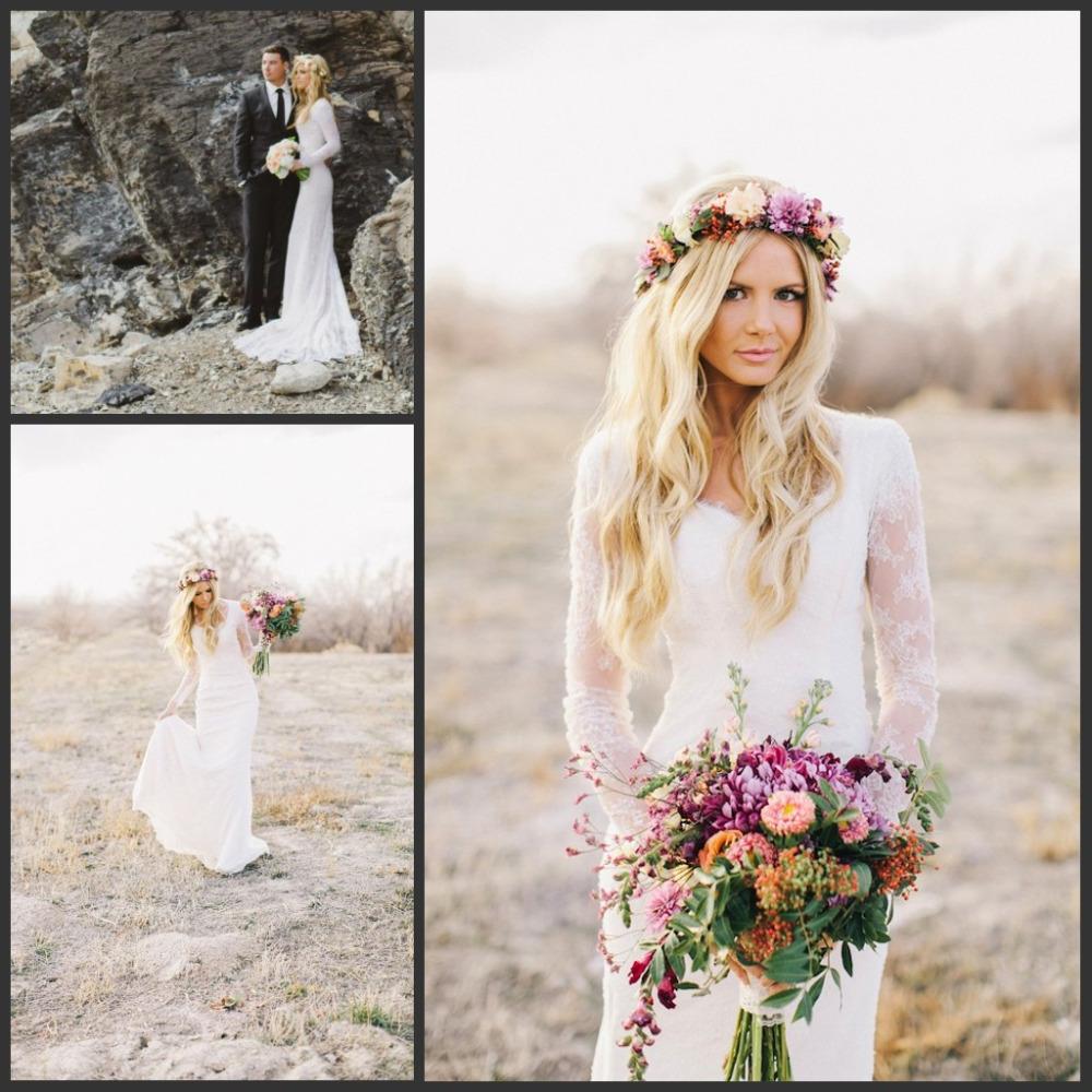 simple boho chic wedding dresses bohemian style wedding dress 20 Beach Wedding Dresses You Will Love Azul Cancun Vacations Blog
