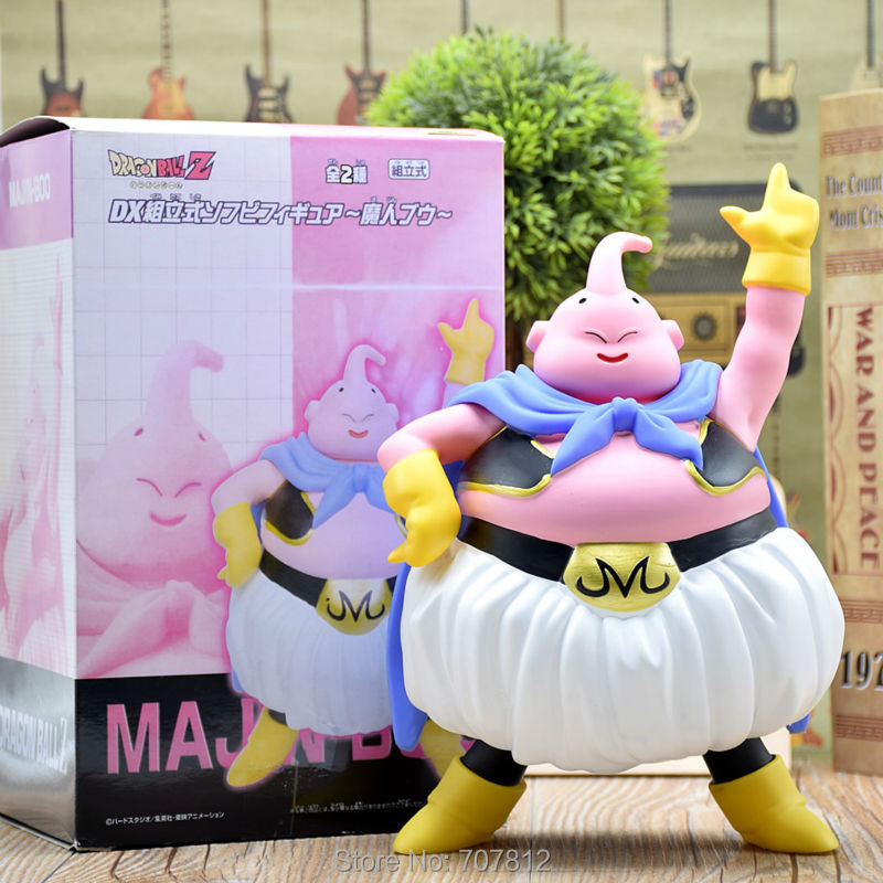 New Dragon Ball Z GT Action Figure High Quality Soft Plastic 23CM Dragonball Majin Boo Collection Toy Best Gifts(China (Mainland))