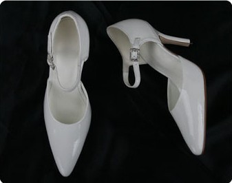 1 pair/lot custom-made free shipping wedding shoes bridal shoes 90915