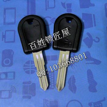 Locksmiths Car & Home Locksmiths Blank key shell 10pcs/lot C218 - glue double 10pcs/lot blank key head(China (Mainland))