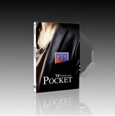 Pocket by SM - Magic tricks/props,card magic,stage,close up,comedy,Accessories,toys(China (Mainland))