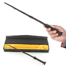 2015 Cool Hot Sale Quality New Mystical Lord Cosplay Hogwarts Harry Potter Replica Magic Wand with Box(China (Mainland))