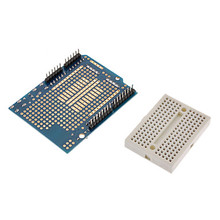 Prototype Shield with Mini Breadboard For (For Arduino) (ProtoShield)
