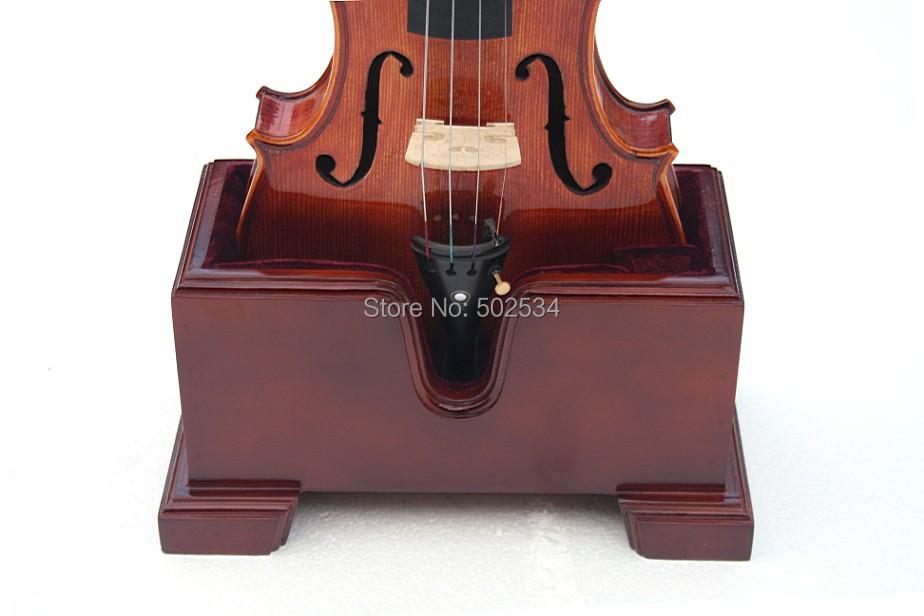4/4 solid wood portable stand violin, violin exhibition stand,violin wood frame, violin stand, violin display For 4/4 Violin.<br><br>Aliexpress