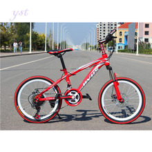 cycling Bicycle mountain bike Student bicycle 20 inch children's bike suitable for height 120~165cm free shipping,RJ0141(China (Mainland))