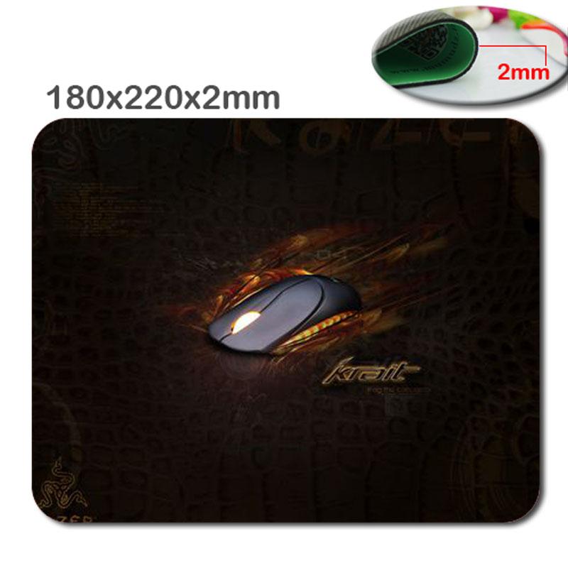 DIY Quick printing custom Razer mouse pad gaming mouse pad laptop mousepad razer notbook computer pad to mouse gamer play mats(China (Mainland))