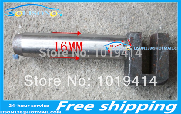 For 3/4 tons horizontal jack piston pump elbow pump seal lying on top of the core piston / plunger 13MM 16M 5 pieces/lot(China (Mainland))