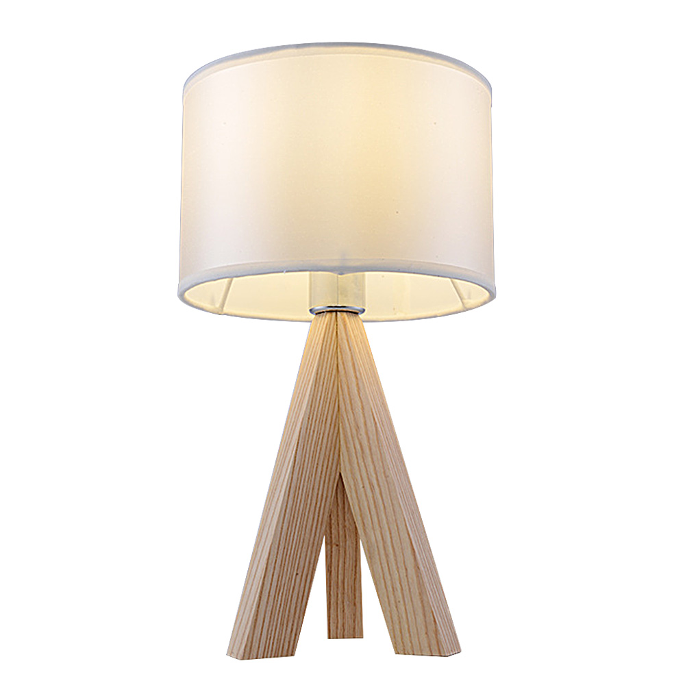Online Get Cheap Wood Led Desk Lamp -Aliexpress.com | Alibaba Group:Desk Lamp LED Reading Table Lamps small wooden table lights table lamp home  decoration lighting E14,Lighting