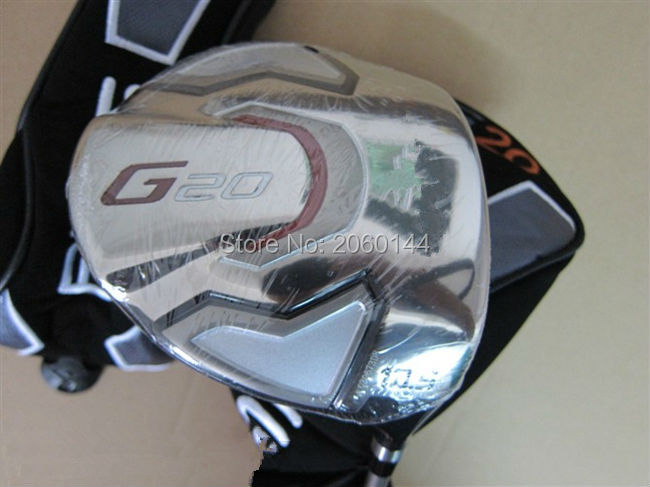 "Brand New G20 Driver G20 Golf Driver G20 Golf Clubs 9.5""/10.5"" Degree Regular/Stiff Flex TFC189 Shaft With Head Cover(China (Mainland))"