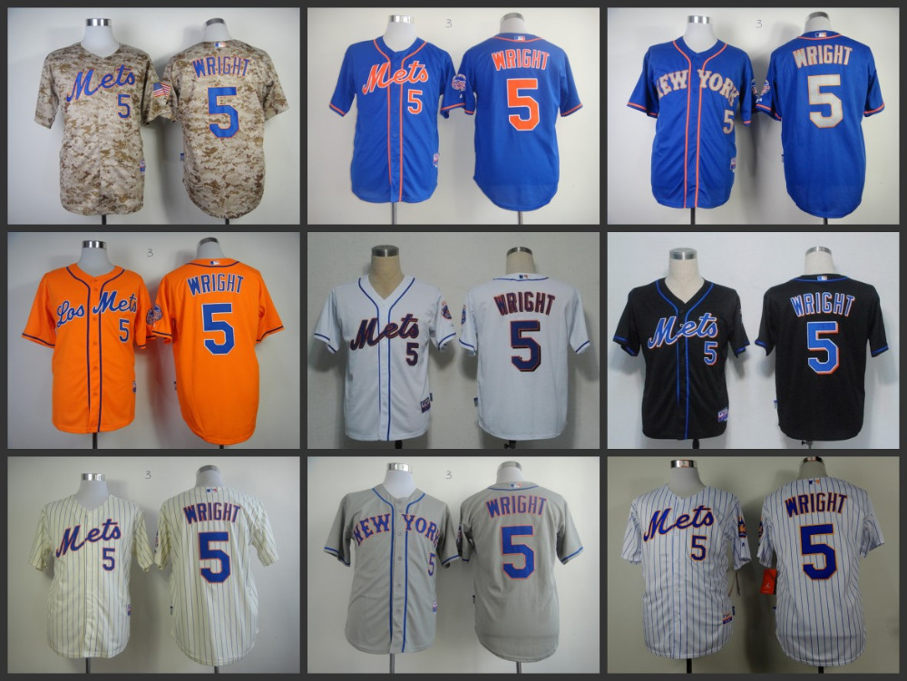 2015 vintage New York Mets Blank Baseball Jersey Cool Base cheap Throwback ny mets Jerseys/shirts S-3XL stitched logo