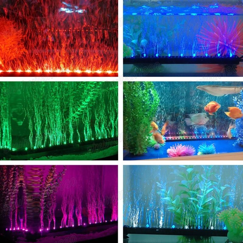 Aquarium Bubble Lights