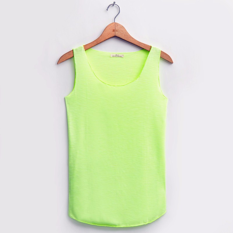 2016 woman bottoming Vest Fitness Tank Top New T Shirt Loose Model Women T-shirt Cotton O-neck Slim Tops Fashion Woman Clothes(China (Mainland))